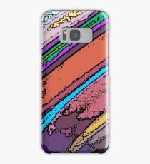 Saturn:  The Ringed Planet Samsung Galaxy Case/Skin