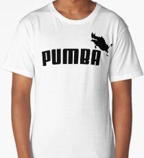 pumba LOGO Long T-Shirt