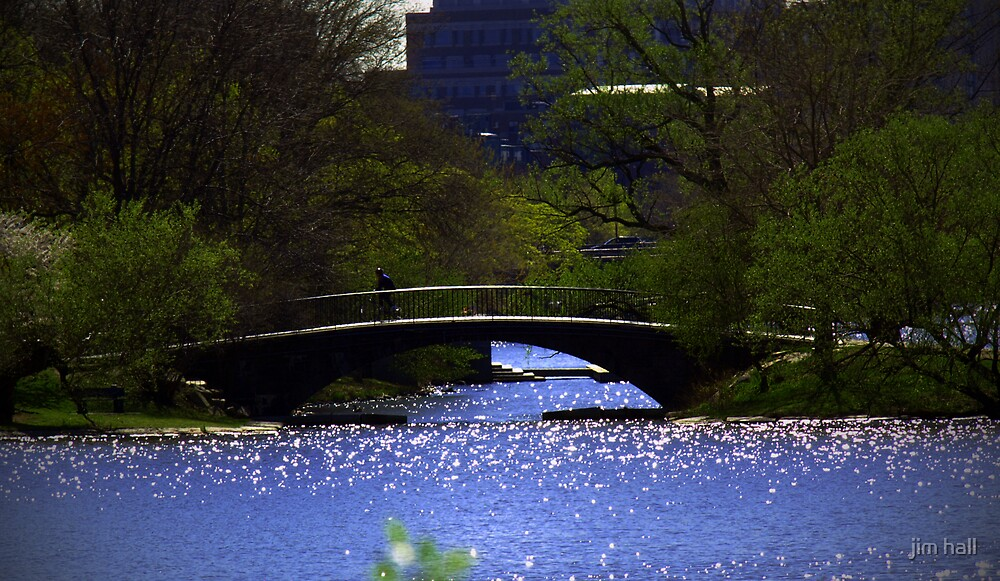 Water under the bridge by jim hall