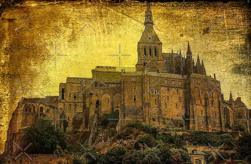Le Mont Saint-Michel by EvaMarIza