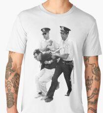 Bernie Arrested 1963 Men S Premium T Shirt