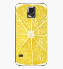 Slice of lemon Case/Skin for Samsung Galaxy