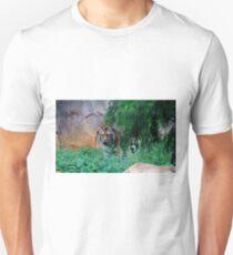 Siberian Tiger Unisex T-Shirt