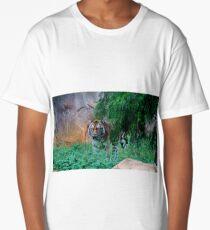 Siberian Tiger Long T-Shirt