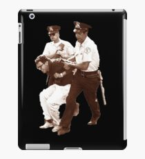 Bernie Sanders Arrested iPad Case/Skin