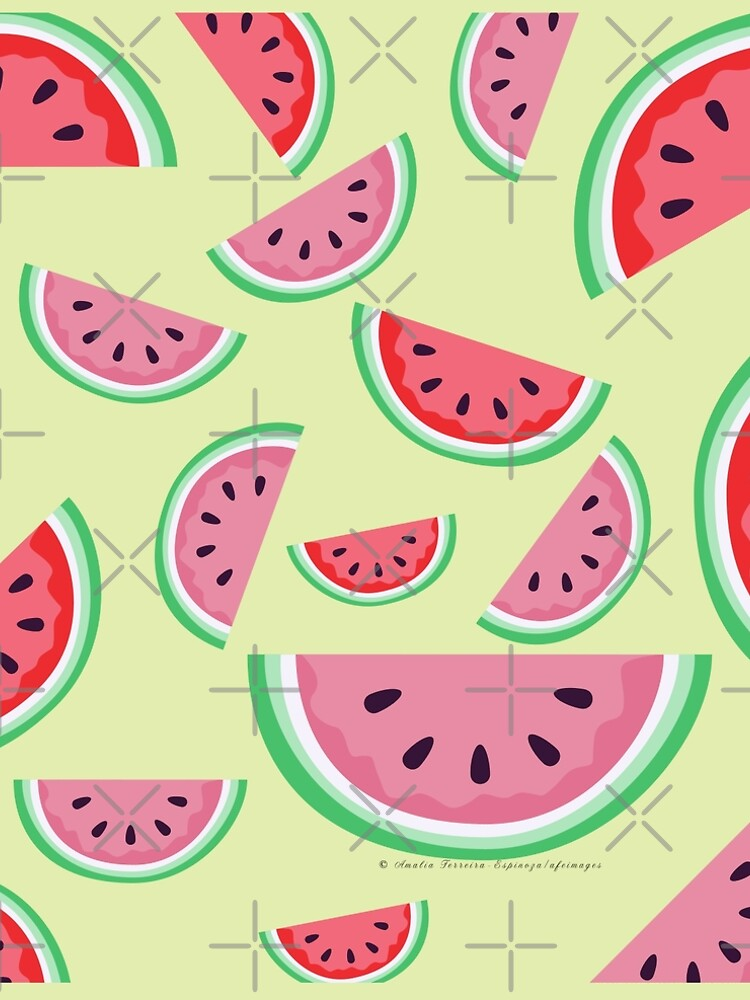 AFE Watermelon Pattern 3 by afeimages1