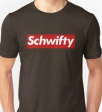schwifty - rick T-Shirt