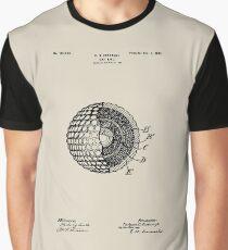 Golf Ball Graphic T-Shirt