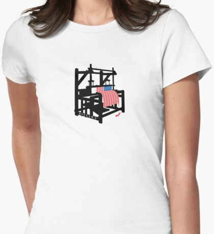 LOOMING (Bars and Stripes) T-Shirt
