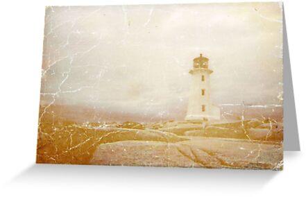 Postcard from Nova Scotia by EvaMarIza