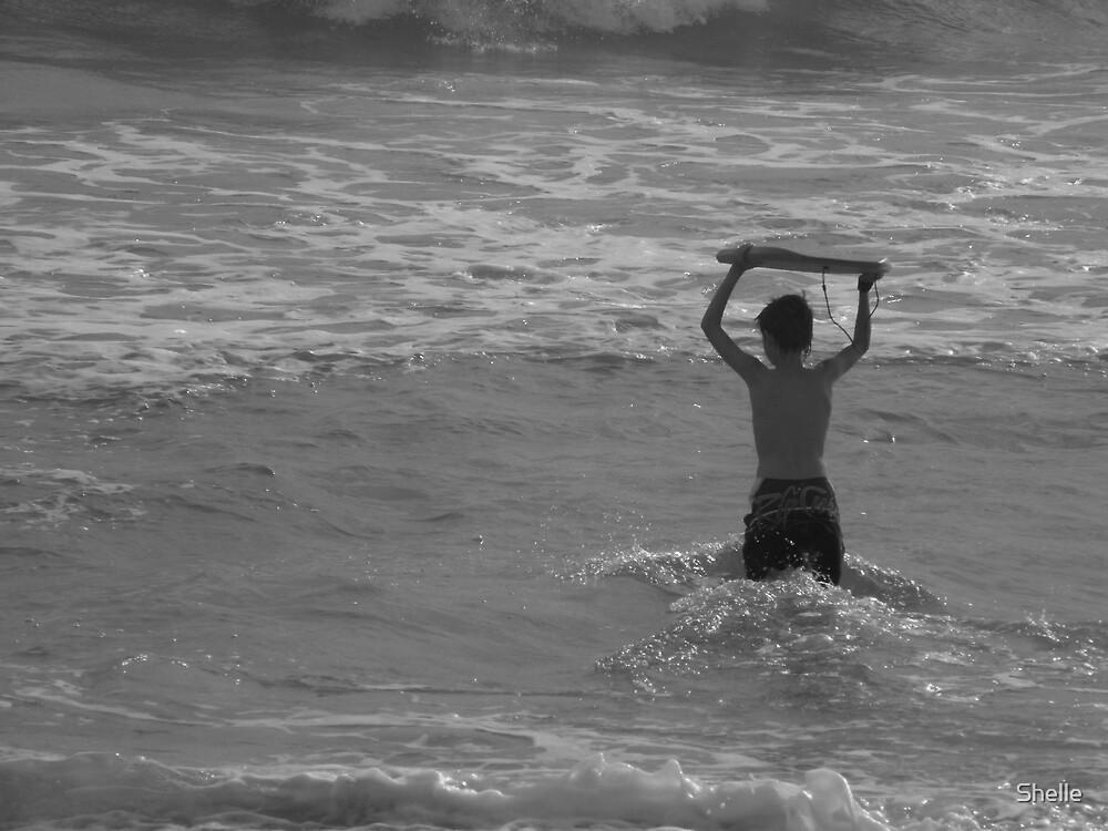 surfer boy by Shelle
