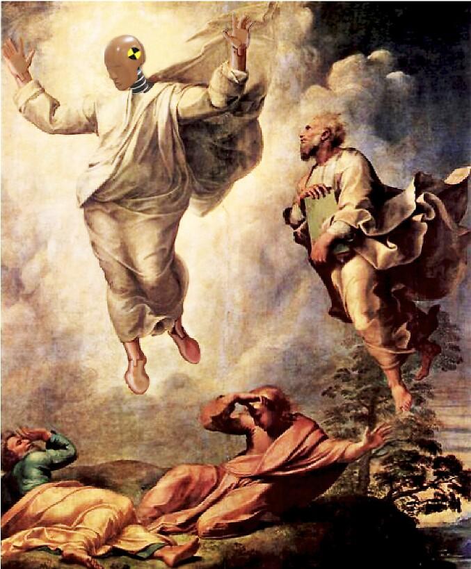 God's test by Laur