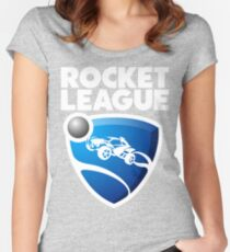 Rocket league -Logo Women's Fitted Scoop T-Shirt