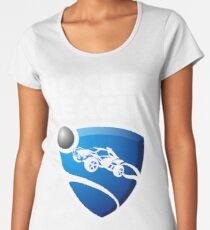 Rocket league -Logo Women's Premium T-Shirt