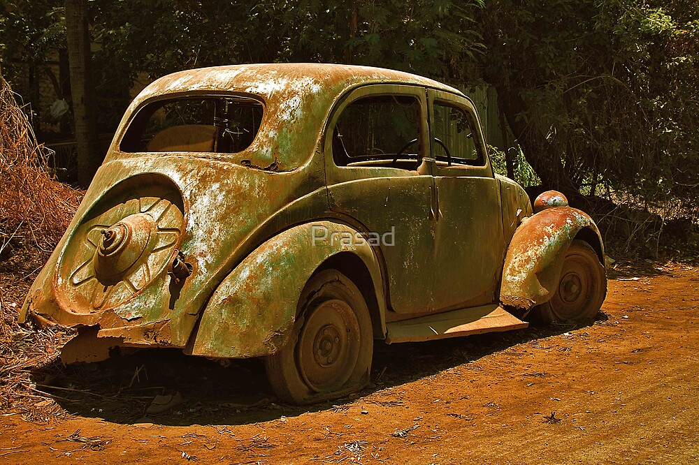 It's time to Rust by Prasad