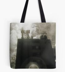 Landscape for Orson Wells # 4: Halo Tote Bag