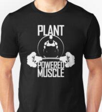 Vegan AF Gym T-Shirt: Plant Powered Muscle Unisex T-Shirt