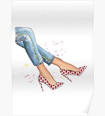 shoes #30 Poster