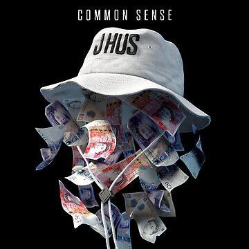 Common Sense J Hus by thebiglezowski