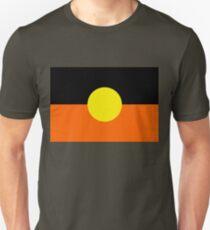 Aboriginal Flag Unisex T-Shirt