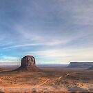 Monument Valley and Clouds5 by StonePics