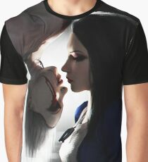 Alice Liddell - Alice: Madness Returns Graphic T-Shirt