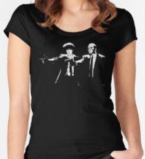 Cowboy Bebop - Spike Jet KnockOut Women's Fitted Scoop T-Shirt