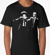 Cowboy Bebop - Spike Jet KnockOut Long T-Shirt