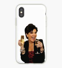 Kris Jenner iPhone Case