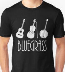 Bluegrass Music Instuments T-Shirt