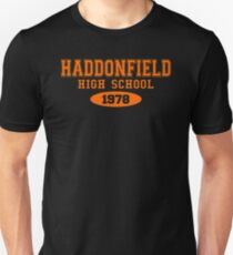 Haddonfield High School Slim Fit T-Shirt