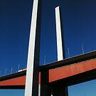 Bolte Bridge - Melbourne, Australia by Alison Howson