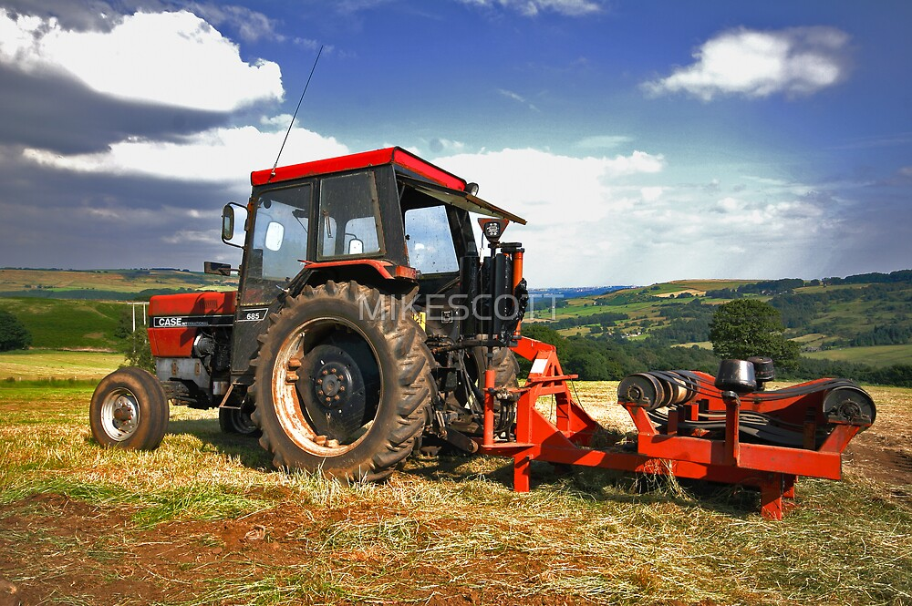 FARM LABOURER by MIKESCOTT