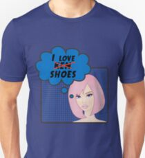 I Love... T-Shirt