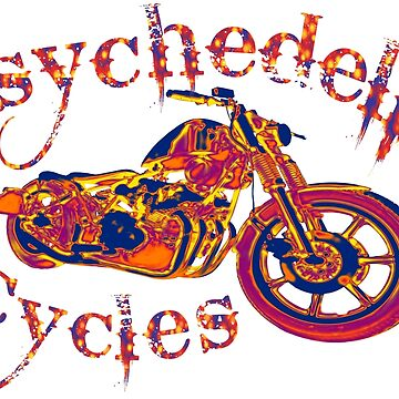 Psychedelic Cycles by wolfman57