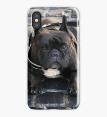 Butch iPhone Case