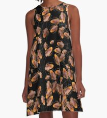 Cockroach Infestation A-Line Dress