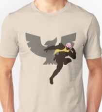 Captain Falcon (Fabulous) - Sunset Shores T-Shirt