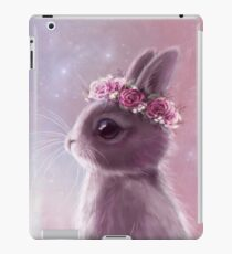 Feenhafter Hase iPad-Hülle & Klebefolie