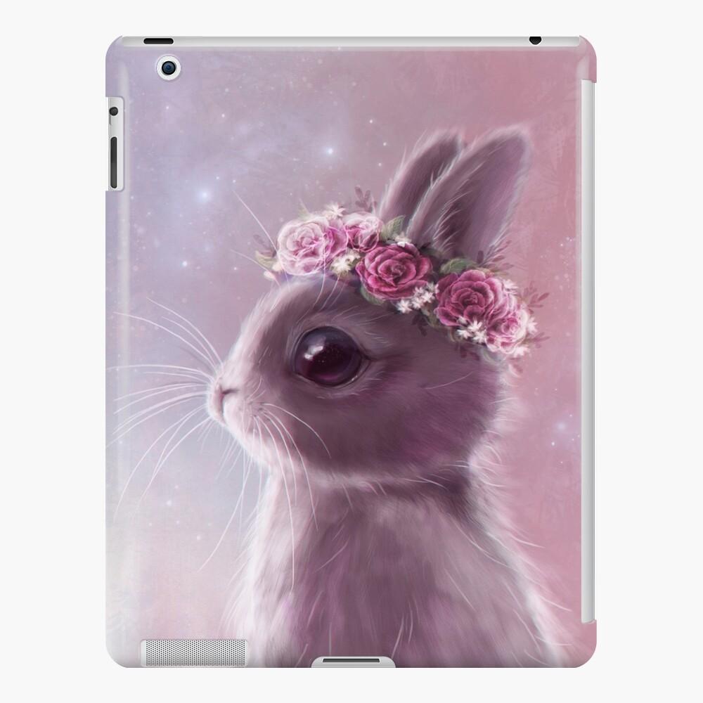 Feenhafter Hase iPad-Hülle & Skin