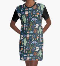 Curiosities Graphic T-Shirt Dress