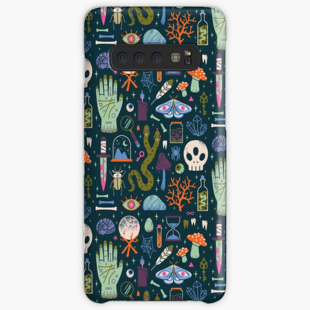 Curiosities Case & Skin for Samsung Galaxy