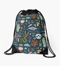 Curiosities Drawstring Bag