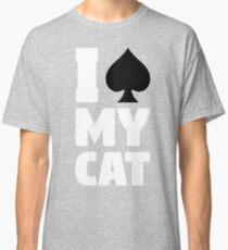 I Spade My Cat (I Spayed My Cat) Classic T-Shirt