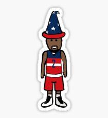 Johnny the Wiz Kid Sticker