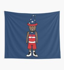 Johnny the Wiz Kid Wall Tapestry