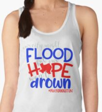 Our Hope Won't Drown - Disaster Relief Efforts T-Shirt