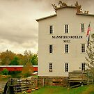 The Mansfield Roller Mill by Grinch/R. Pross