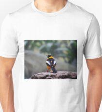 Troupial Feathers Unisex T-Shirt