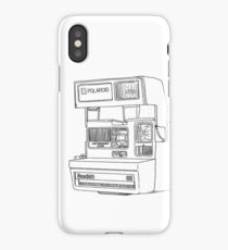 POLAROID iPhone Case/Skin